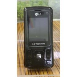 LG KU380, new
